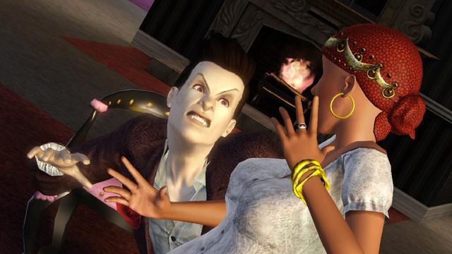 The Sims 3: Supernatural (Foto: Divulgação)