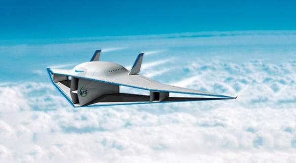 Avião supersônico de Busemann é redesenhado. (Fonte da imagem: Reprodução/Extreme Tech)