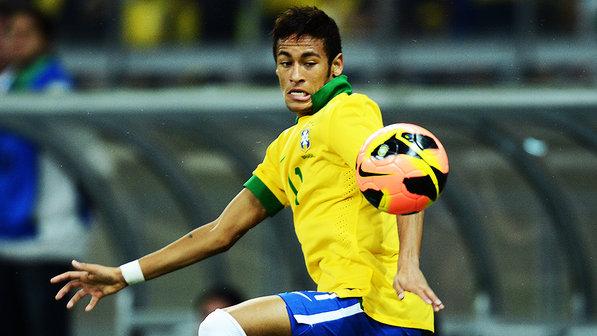... da seleção brasileira contra o Chile no Mineirão – Ivan Pacheco